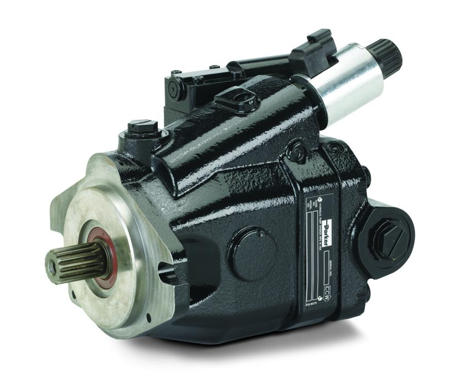 Parker Hydraulic Pump and Power System.