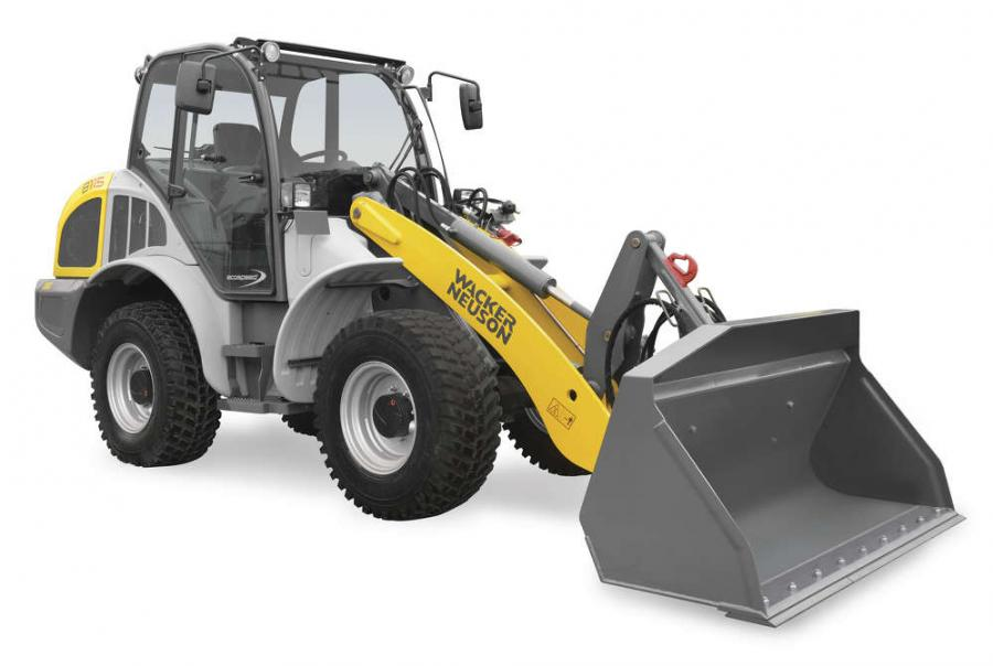 Wacker Neuson 8115L wheel loader.