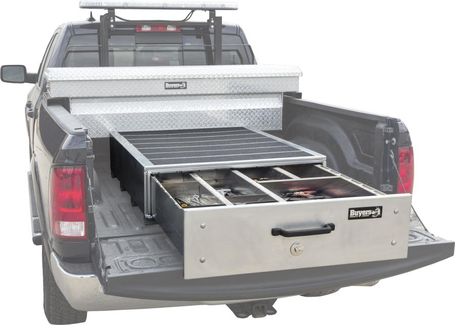 Buyers Products Slide Out Truck Bed Box Line