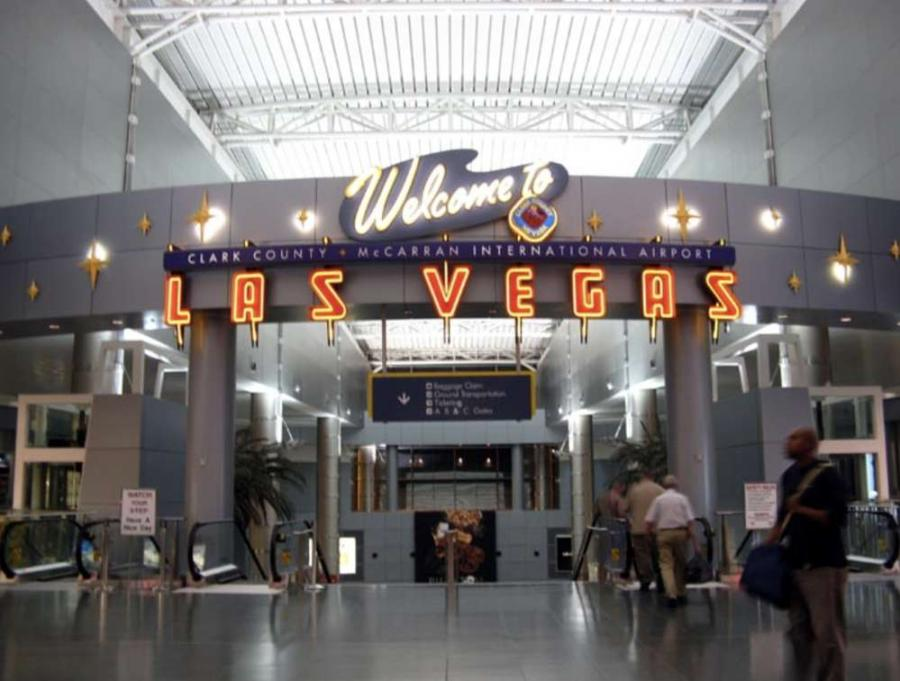 An Airport-based Urgent Care and Pharmacy at McCarran International Airport in Las Vegas, Nev. in May of 2017.