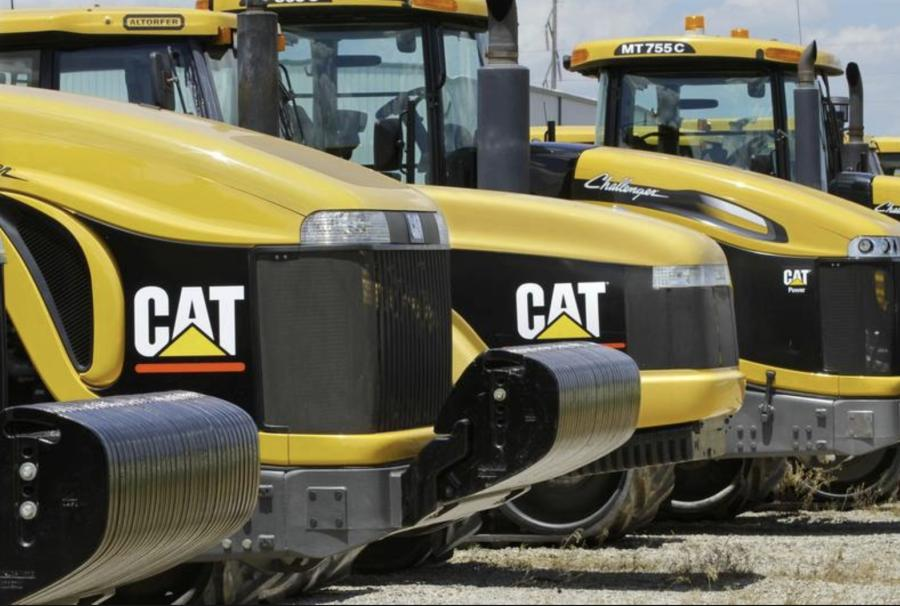Caterpillar will refocus their manufacturing efforts at other U.S. facilities.