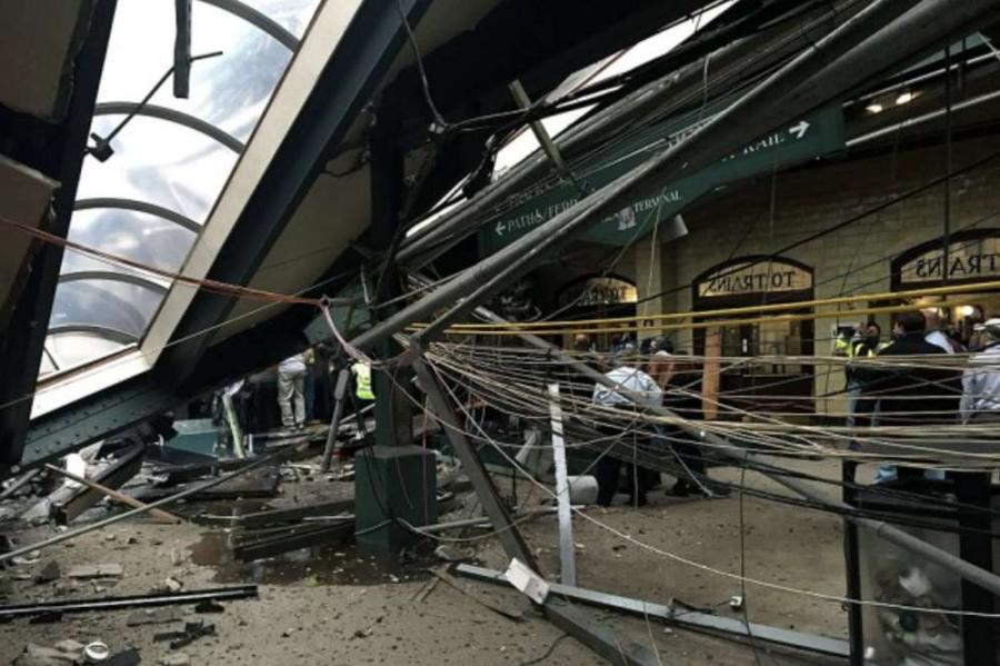 NJ Transit said its accidents last year caused $6.7 million in damage to equipment and tracks, including $6 million in damage from the crash last September in which a rush-hour train slammed into Hoboken Terminal at twice the 10-mph speed limit, killing a woman and injuring more than 100 other people.