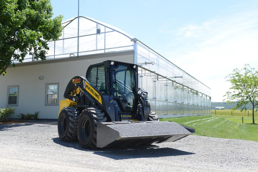 New Holland's L234 skid steer loader model, has replaced the L230.