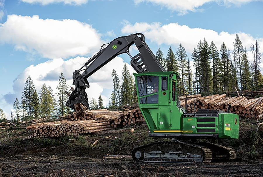 John Deere is extending its JDLink in-base subscription service from three to five years on construction and forestry machines