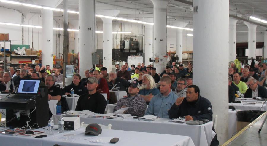 Samsel Supply Hosts Spring Rigging, Lifting Training Event