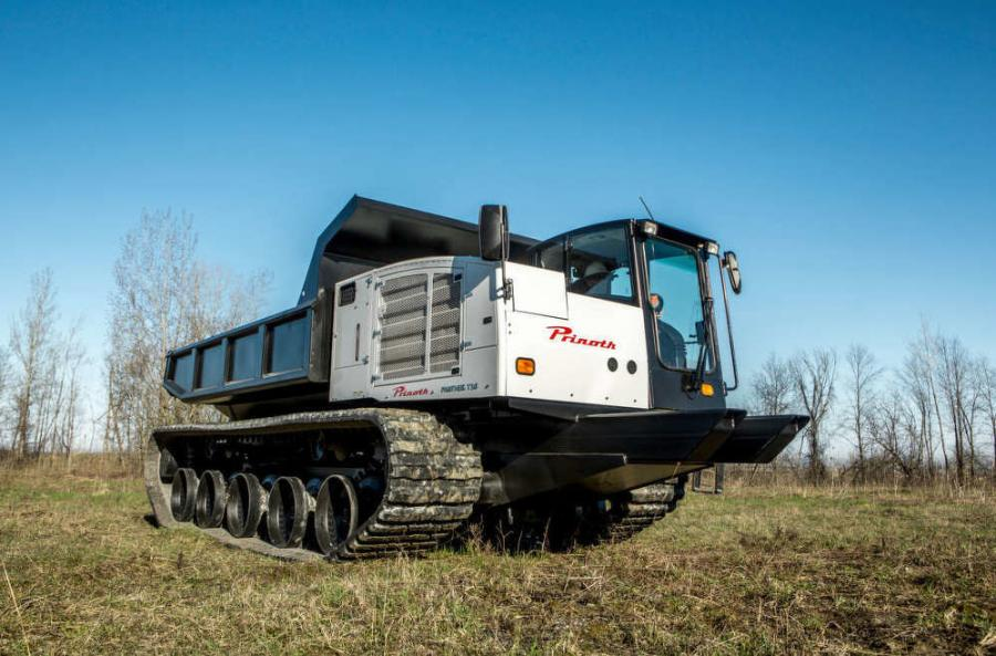 The PANTHER T16 from PRINOTH