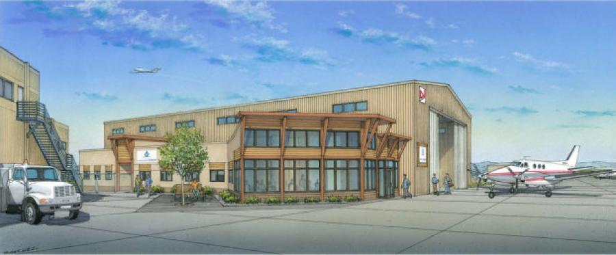 Rock Springs-Sweetwater County Airport?rendering