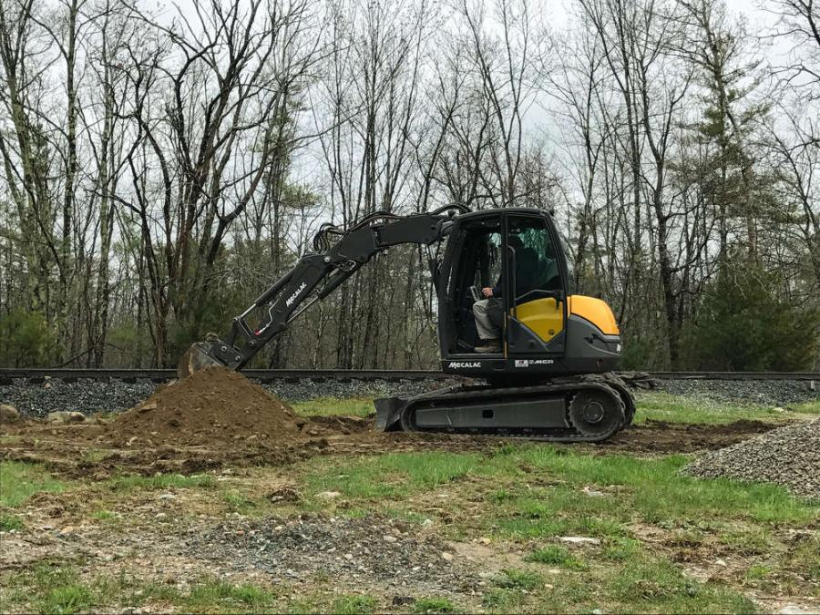 Lorusso Heavy Equipment (LHE) made headlines in May 2016 when it brought the Mecalac MCR skid-excavator to the Northeast U.S marketplace.