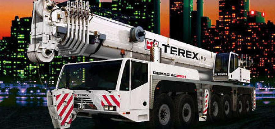 Terex Cranes announces a new standard 2-year warranty for all new Demag mobile crane equipment purchases, effective immediately.