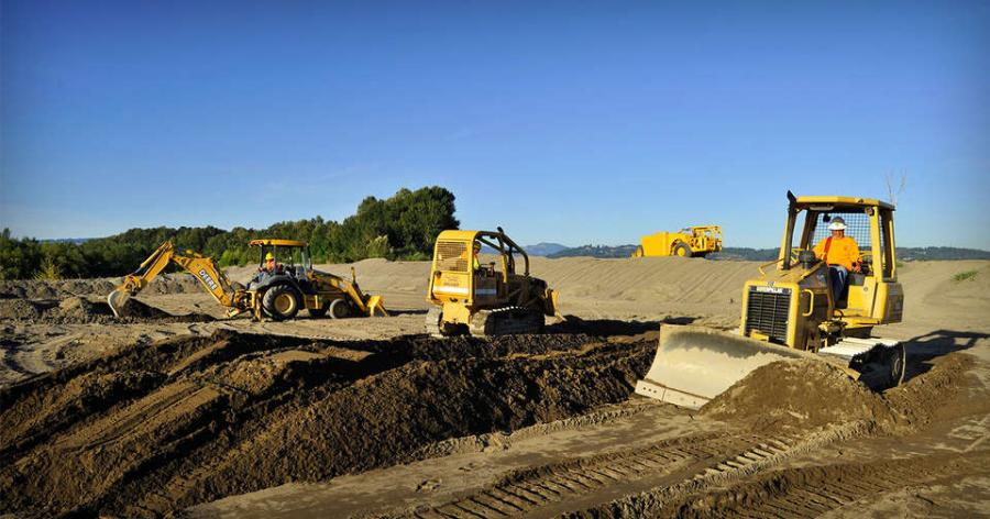 Heavy equipment training programs will see steady growth in the future.