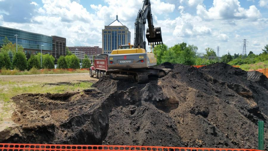 Becher-Hoppe Associates Inc. photo Promoted as the next-generation of the city's revitalized urban waterfront along the Wisconsin River, the groundbreaking East Riverfront Redevelopment project continues to unfold in Wausau