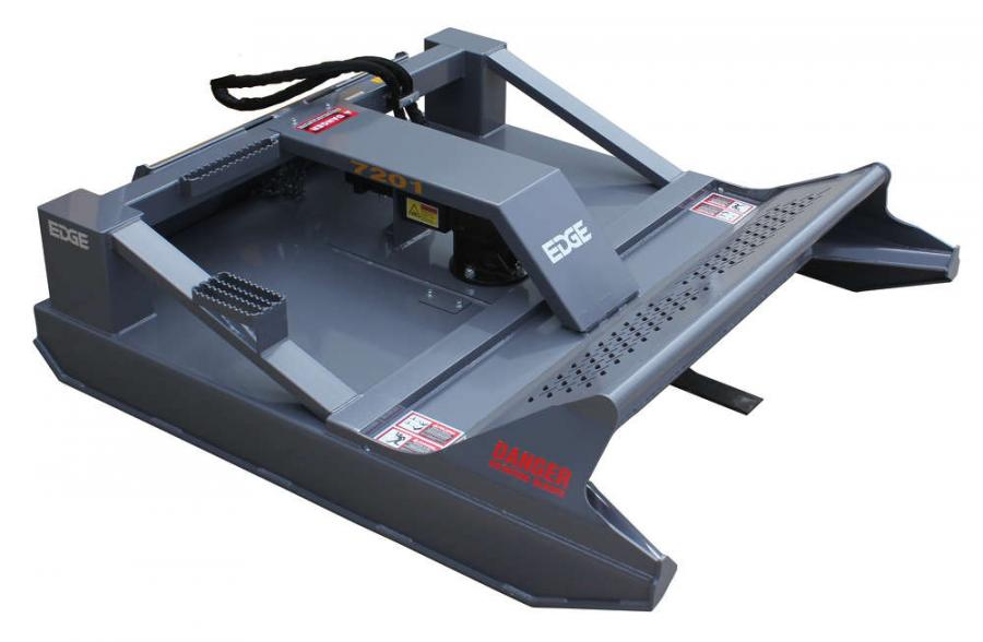 The EDGE 72 in. Open Face Rotary Brush Mower