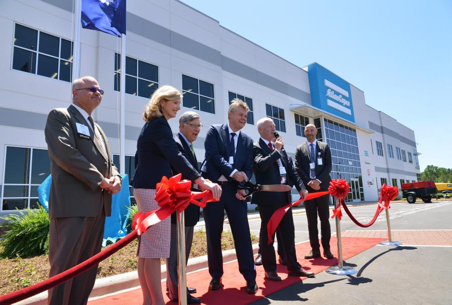 Atlas Copco built a new $25 million facility in Rock Hill, South Carolina, to enhance its support for the North American construction market. The 197,000-square-foot, LEED-certified plant produces generators, stationary compressors and other equipment.