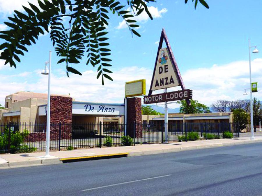 Albuquerque-based Construct Southwest was selected last July by the city of Albuquerque to bring the De Anza Motor Lodge back to life.
