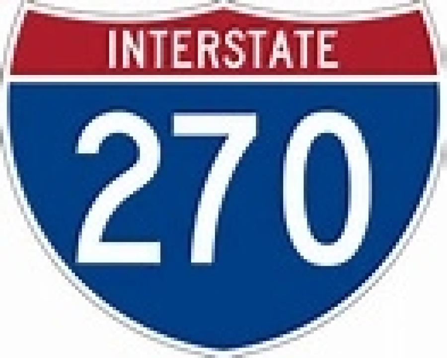 The I-270 Innovative Congestion Management Project breaks 14 bottlenecks and adds 23 new lane miles, more than 25 real-time traffic communication signs, and more than 30 intelligent signals that work together to deliver dynamic traffic management along the entire I-270 corridor.