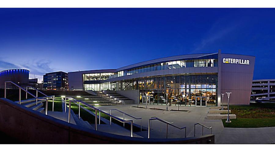 Caterpillar is slated to bring 600 jobs to Arizona via the headquarters development. (JustGoodNewsBiz.com photo)