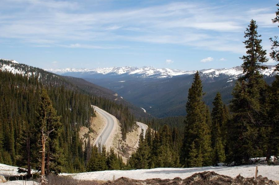 Berthoud Pass