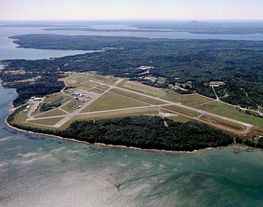 Hancock County-Bar Harbor Airport