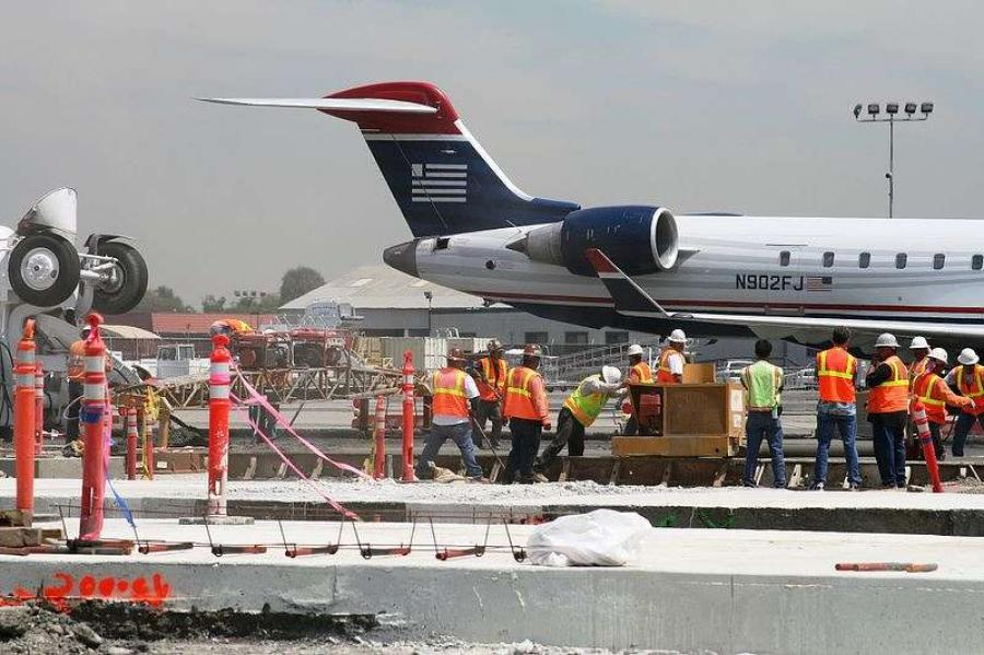 Analysis, conducted by ARTBA, found that current airport construction funding levels are only half of what is needed to make safety improvements and help reduce runway congestion.