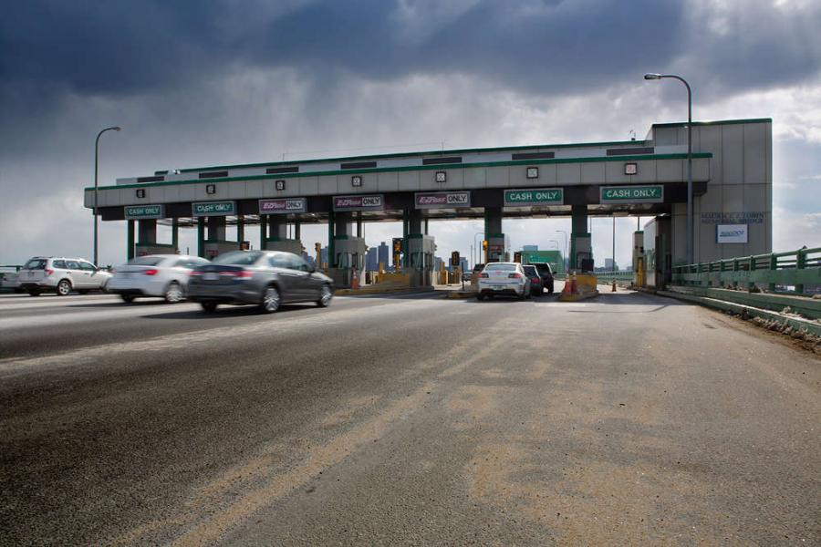 INDOT anticipates pursuing a broad interstate bridge tolling program. 
