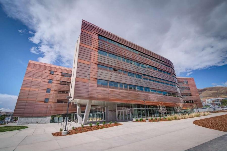 Architectural Digest acknowledged Lassonde Studios alongside buildings in the United States, Norway and China. (University of Utah/Lassonde Studios photo)