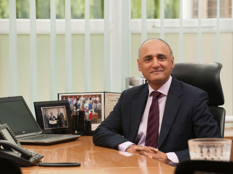 Jaz Gill is the new Perkins vice president of sales, marketing, service and parts.