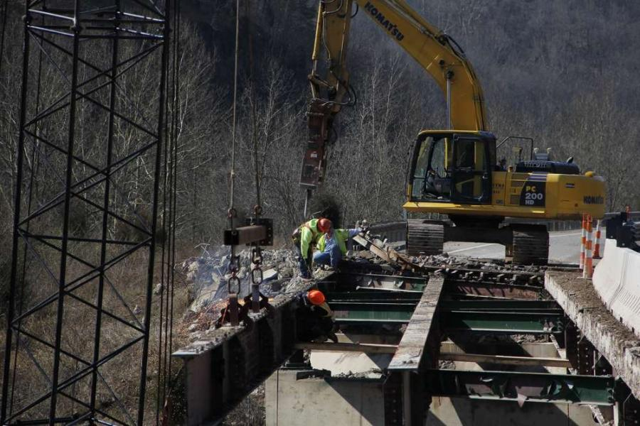 West Virginians will vote Oct. 7 on Gov. Jim Justice's plan to issue bonds to support about $3 billion in projects to repair and rebuild state highways and bridges.