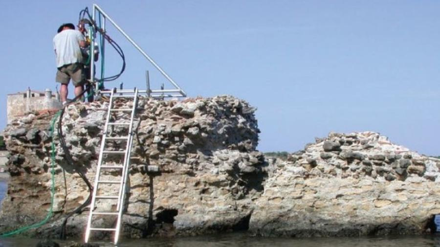 Ancient Roman Concrete has been hailed as the world's strongest concrete.