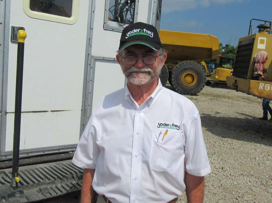 Peter Clark, Yoder & Frey Auctioneers,  said the new relationship with Euro Auctions has been a significant benefit for both buyers and sellers.