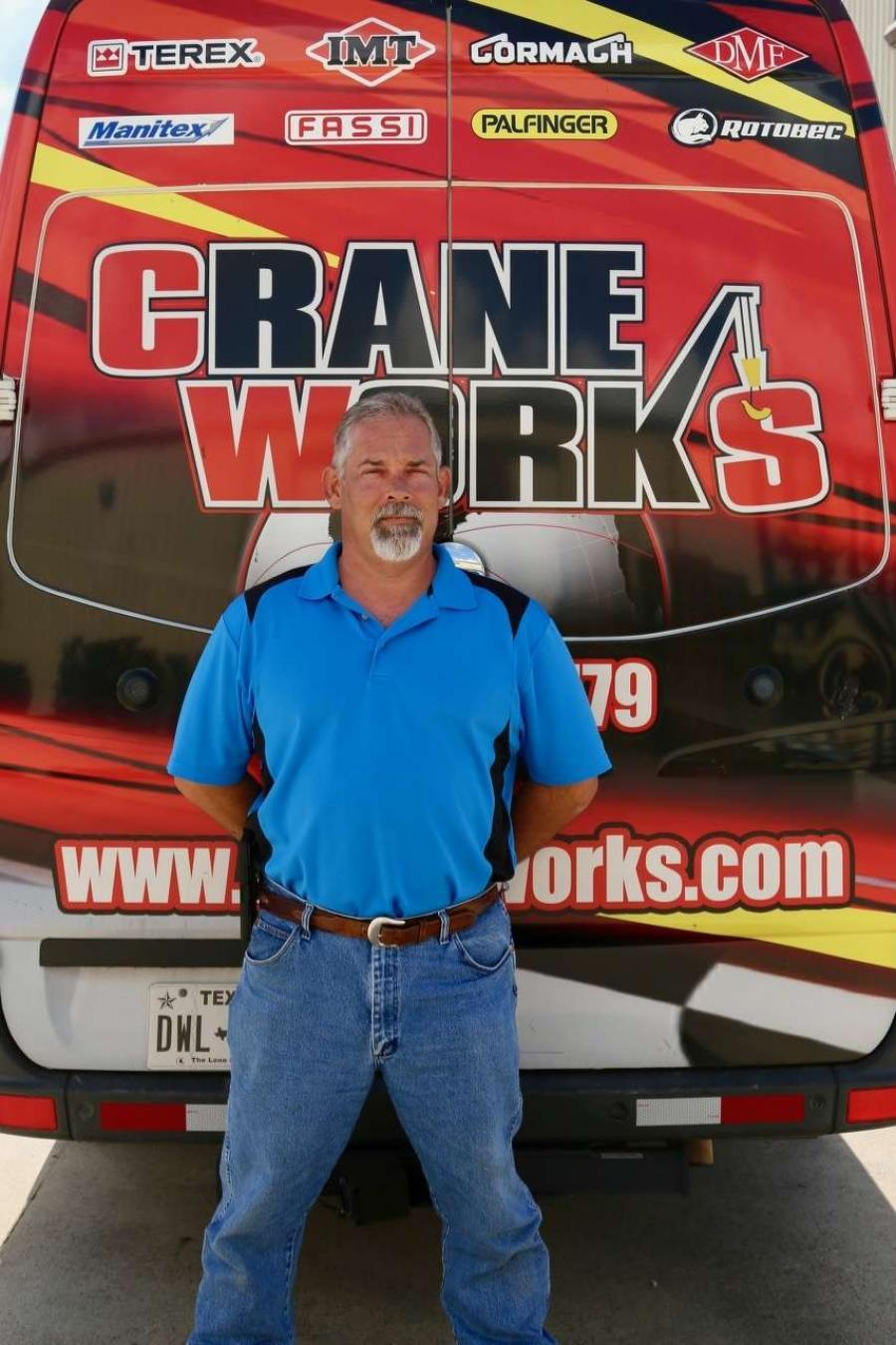 CraneWorks announced Michael Bird as the company's new Director of Product Support on July 14.