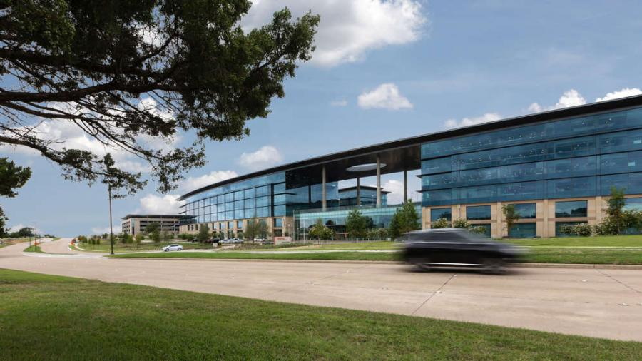 Toyota Motor North America Inc. celebrated the official opening of its new North American headquarters in Plano, Texas.