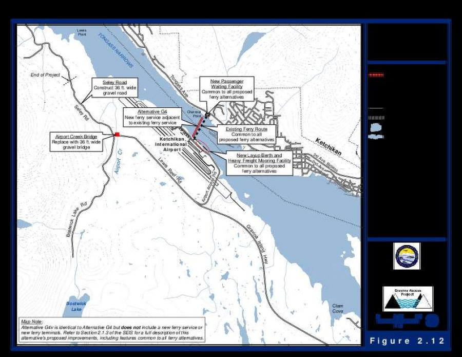 Alaska Project Reaches Design Phase | Construction Equipment