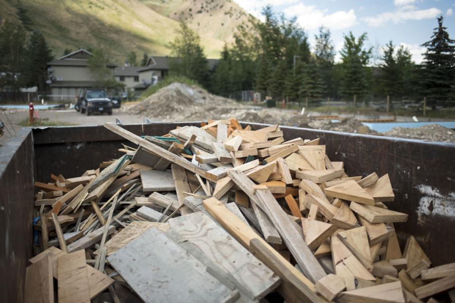 Habitat for Humanity of the Greater Teton Area is partnering with Teton County Integrated Solid Waste and Recycling to pioneer a zero-waste construction model. The goal is to work with builders to get as close to zero waste as possible.