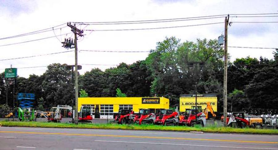 Durante's Danbury location will offer an assortment of tools and equipment for rent and retail for construction, industrial, landscaping, and homebuilding applications.