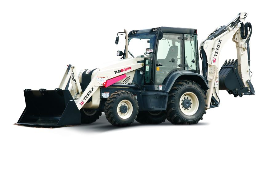 The TLB840R backhoe loader is equipped with a powerful 74-hp, Tier IV final 4-cyclinder Deutz electronic fuel injection diesel engine, a 4-speed synchro shuttle transmission and a robust hydraulic system to excel at digging, reaching, lifting and loading tasks.