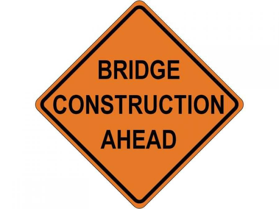 The bridge on S.C. Highway 19 near Conway and the bridge on Old Georgetown Road are both under construction and should be completed by November.