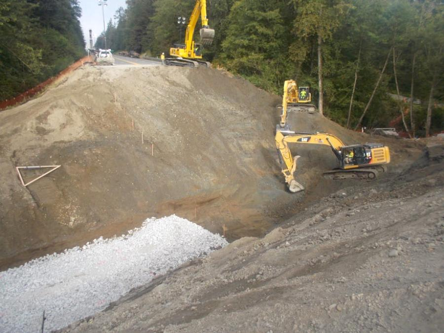 State Route 532 near Stanwood will have a two-week closure in order for crews to replace a culvert under the highway. 