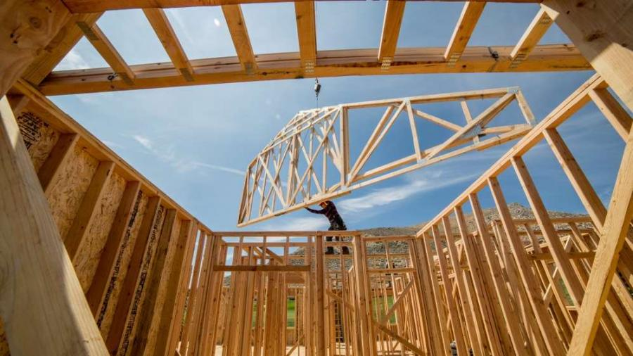 The key for construction companies is being able to train workers who may not be experienced, but have a strong desire to learn. (Nevada Builders Alliance photo)