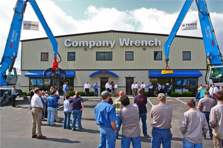 Ring Power, Company Wrench Create Business Partnership