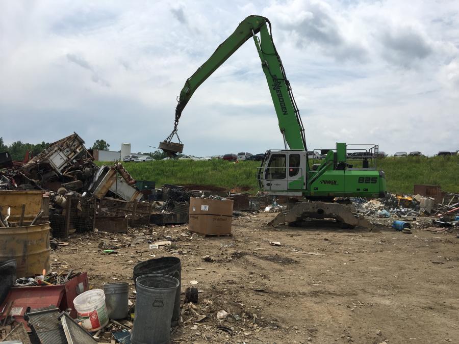 RMG Roane Metals Group Serves Rockwood, Tenn  | Construction