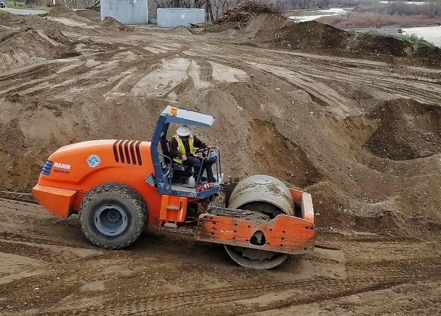 MDT Makes Improvements on U S  Highway 212 | Construction