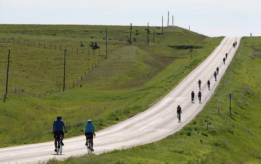 Nebraska officials are working to make the highways a smoother, safer place for cyclists to ride.