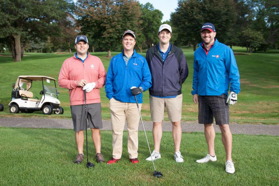 The BMO Harris Bank team.