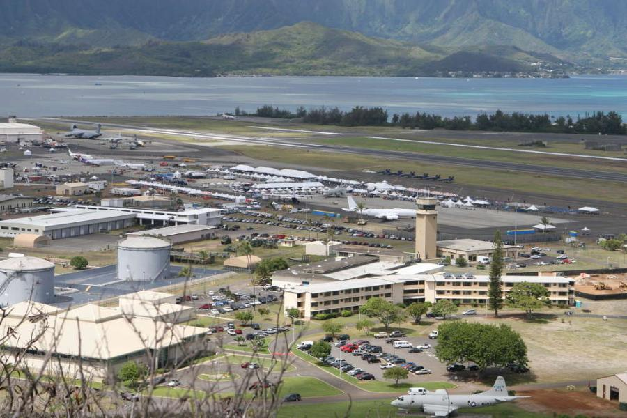 Hawaiian Dredging Construction Co. received a contract of over $60 million for the construction of two facilities at the Marine Corps base in Kaneohe, HI.