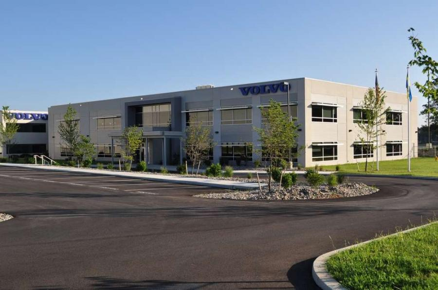 Volvo's Shippensburg site, purchased from Ingersoll Rand in 2007, is the company's main North American facility for the manufacture of construction equipment —  grading and paving machines, asphalt loaders, road mills and other heavy construction vehicles and tools.