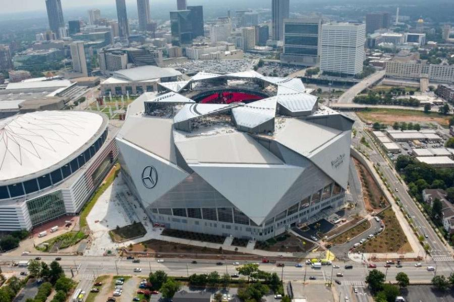 With less than two weeks to go before Atlanta's $1.5 billion stadium hosted its first game, there was only one major issue to address.