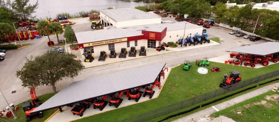FAE USA Inc., a leader in the manufacturing, engineering, and distribution of mulching, stabilization, reclamation and rock grinding equipment, according to the company, has reached an agreement with Growers Equipment Company to become the sole FAE Construction dealer of Florida.