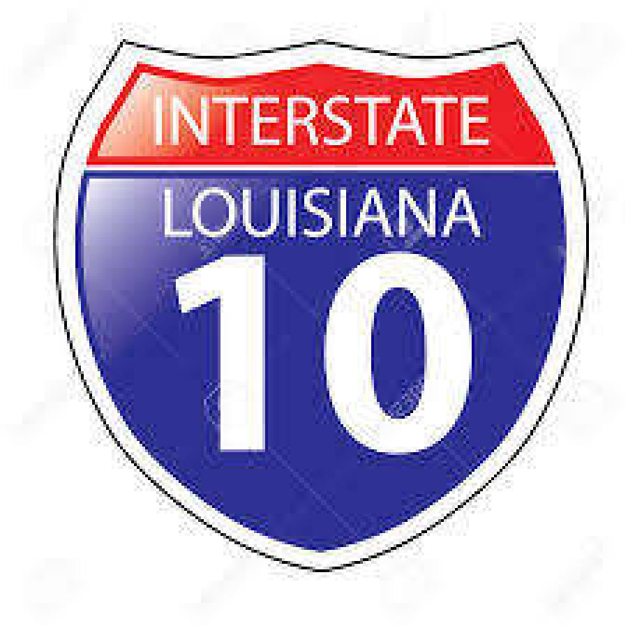 James Construction Group  LLC will widen Interstate-10 from four to six lanes east of Highland Road to LA 73