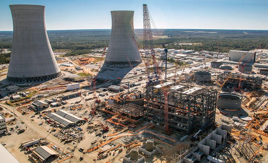 Construction at a Georgia nuclear power plant faces an uncertain future as Georgia Power assess the cost of completing the project — and the cost of cancelling it entirely.