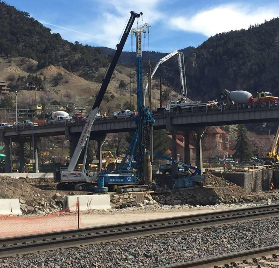 The $125.6 million job is the largest project western Colorado has seen in over 25 years.